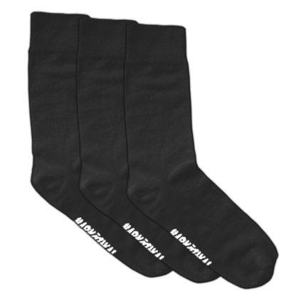 Narkotikal Basic Socken Schwarz Abo