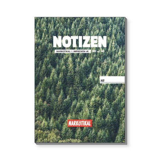 Notizen - Das Notizheft in feinster Qualität