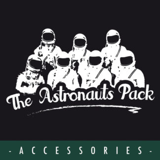 Astronaut Pack Accessories