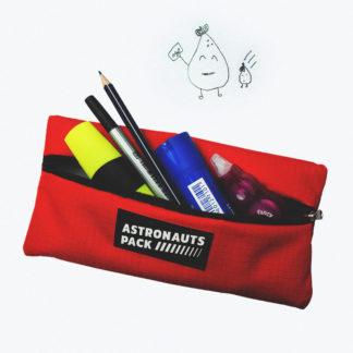 Tasche für Stifte, Radiergummi, etc. ohne Dekogegenstände